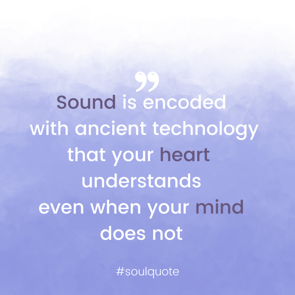 encoded sound